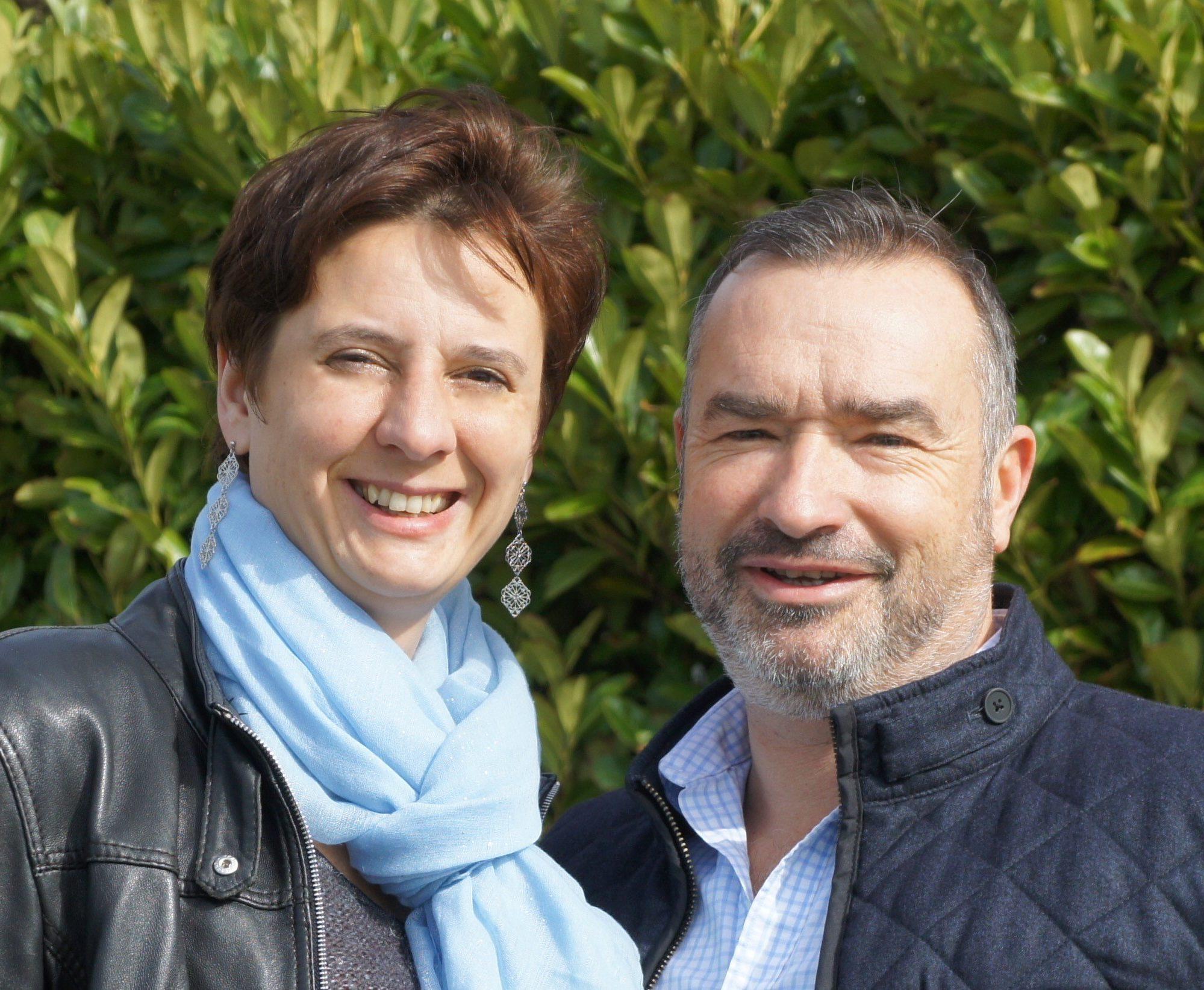 Jérôme et Laétitia
